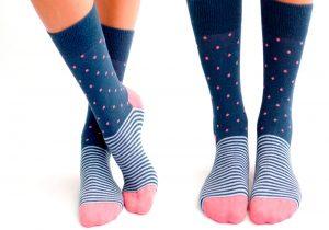 calcetines iguales en pareja