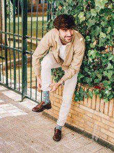 calcetines de sifones