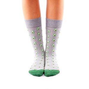 calcetines aguacates frente