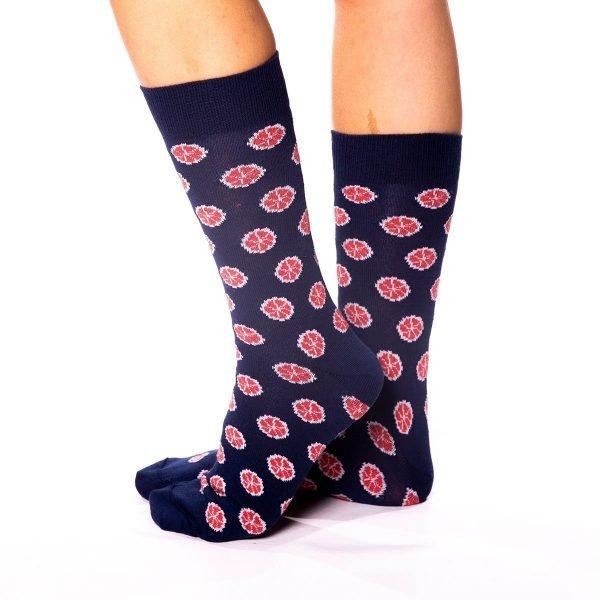 calcetines de naranjas sanguinas kalcetin.es