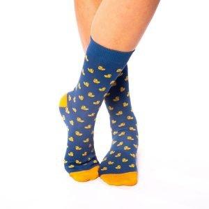 calcetines de patito rubber duck kalcetines