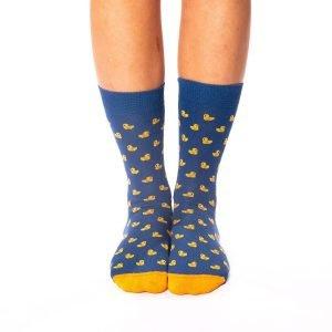 calcetines de patito rubber duck kalcetin.es