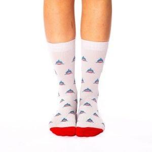 calcetines de tiburones kalcetines