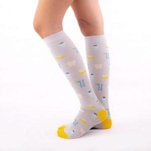 calcetines compresión para dentistas kalcetin.es