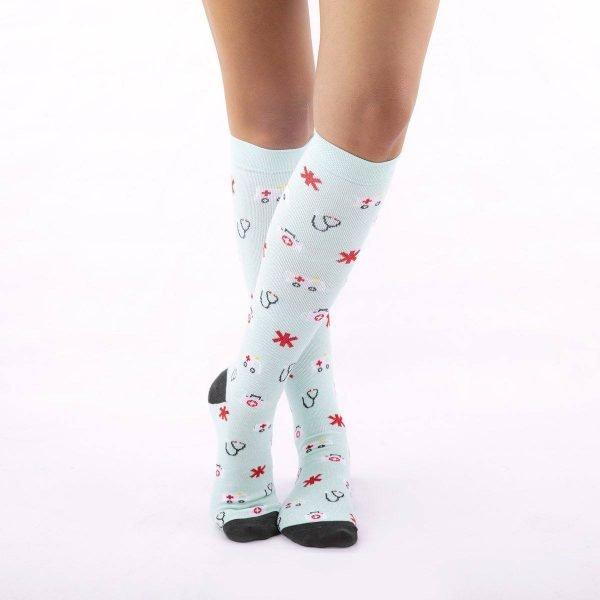 calcetines de compresion de urgencias kalcetin