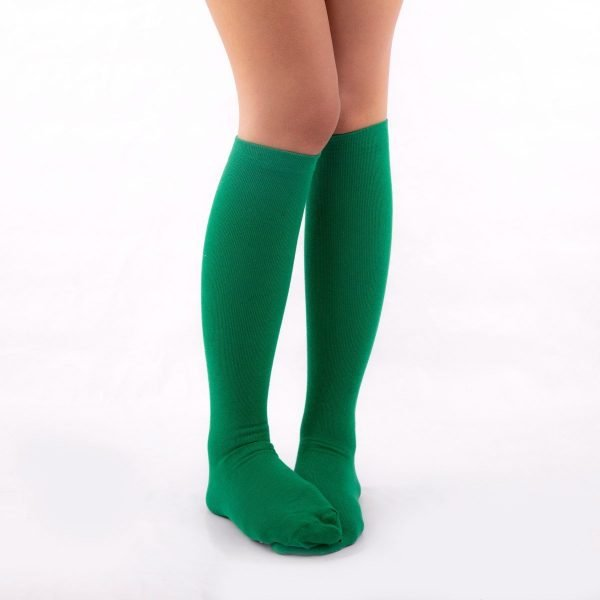 Calcetines compresión verde kalcetin.es