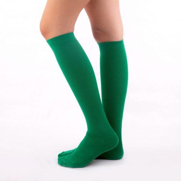 Calcetines compresivos verde kalcetin.es