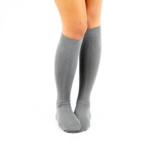 Calcetines compresivos grises casual kalcetines