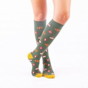 calcetines compresion navidad