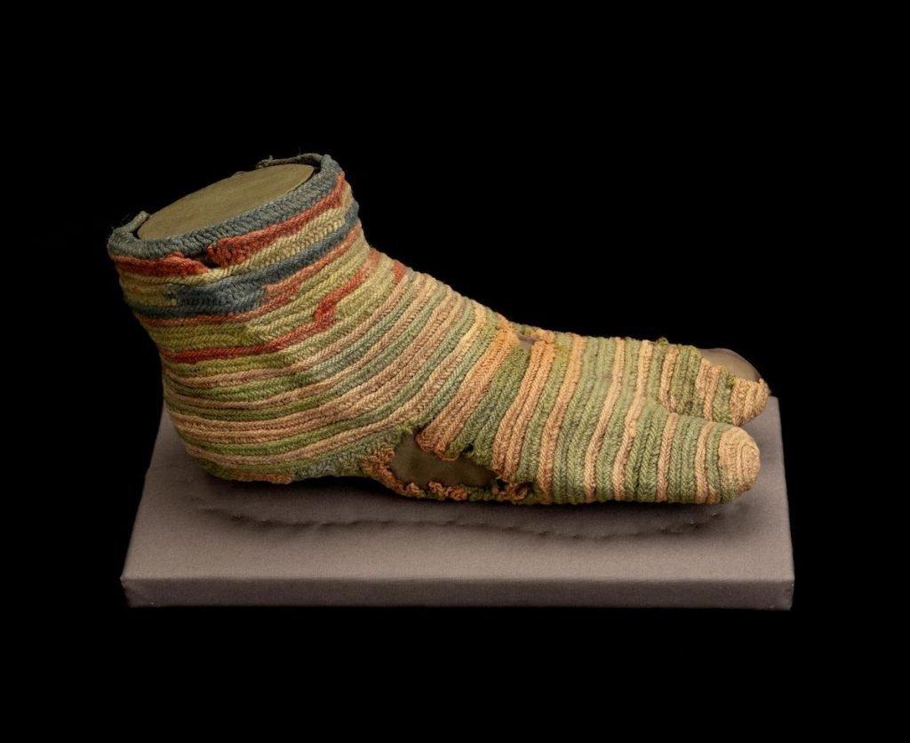 historia de los calcetines
