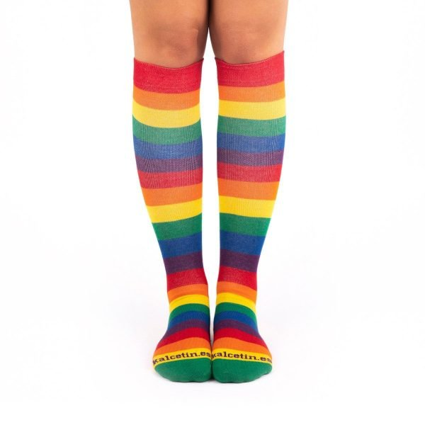 cacletines compresion arcoiris bandera lgbti